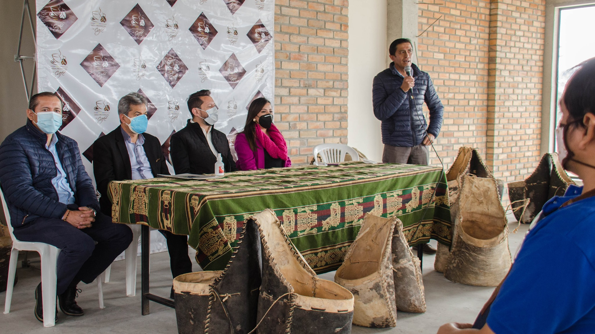 Organisers Best of Loja Coffee Auction
